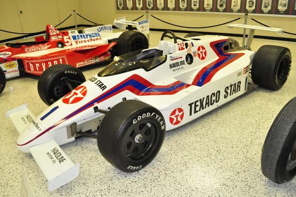 1984 March 84C Cosworth Tom Sneva