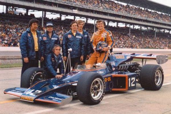 Bobby Allison 12 Penske Sunoco McLaren-Offy 1973