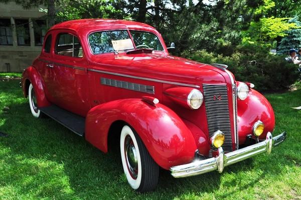 1937 Buick Century Steven Rinke