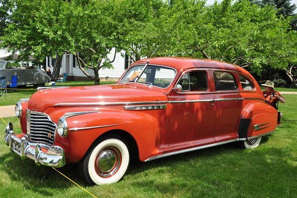 1941 Buick Century Sedan Randy Mason