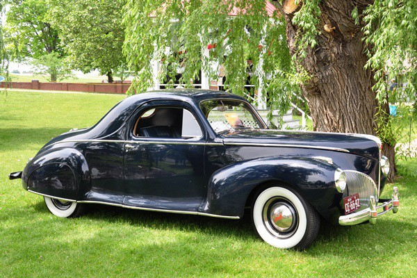 1941 Lincoln Zephyr Coupe Keith Price