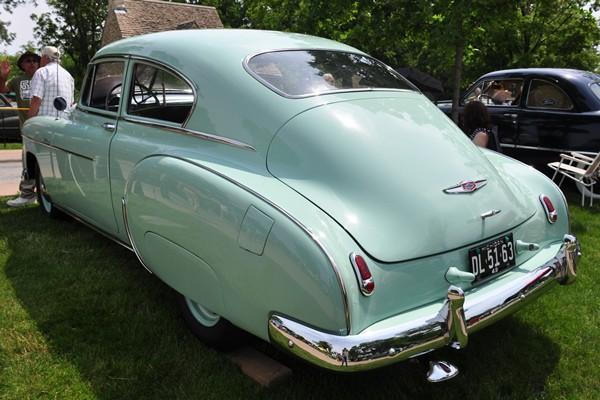 1951 Chevrolet Fleetline Deluxe Jerry Schmidt