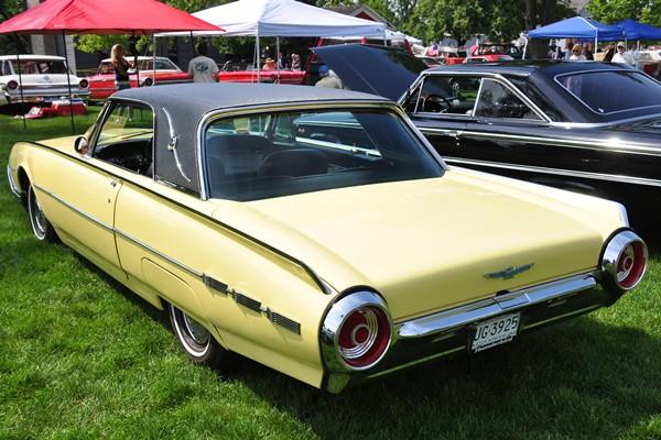 1962 Ford Thunderbird Walt Maclachan