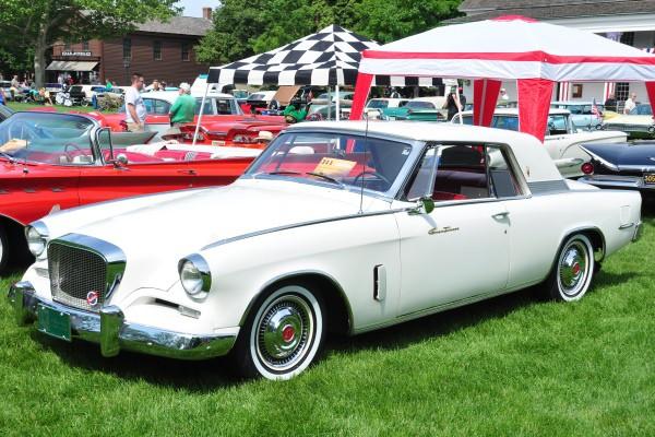 1962 Studebaker Hawk GT LF Gary Taylor