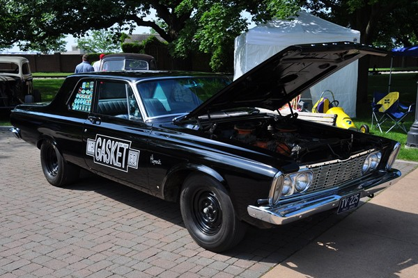 1963 Plymouth Savoy Super Stock Robert Oravec
