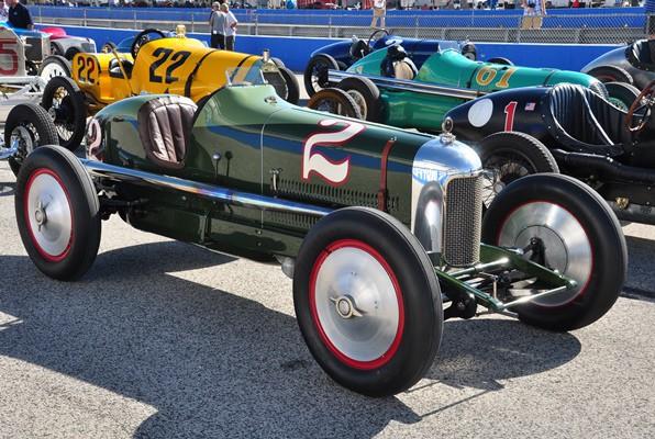1923 Miller 122 Dan Davis