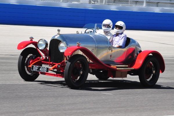 1924 Bentley Bill Hoff