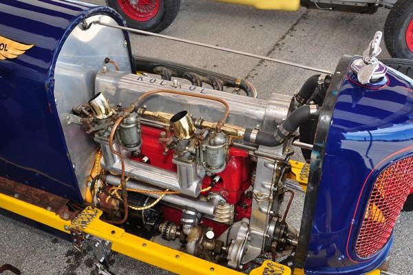 1926 Keokul Special engine Dennis Holloway