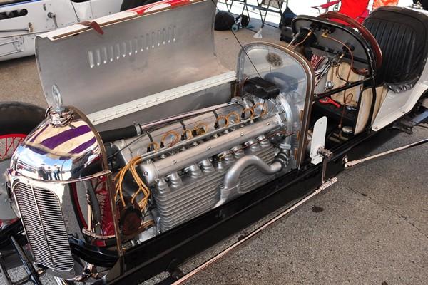 1926 Miller 91 engine Tom Barbour