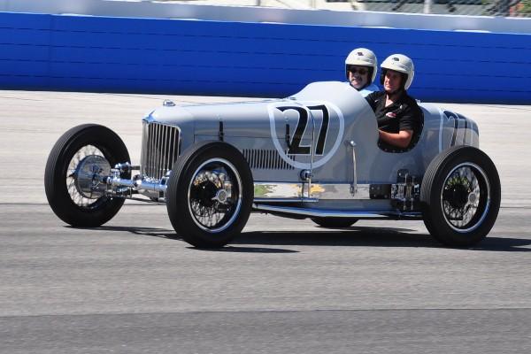 1931 Miller V16 Dana Mecum