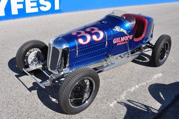 1933 Gilmore Special Sparks-Weirick Dana Mecum on grid
