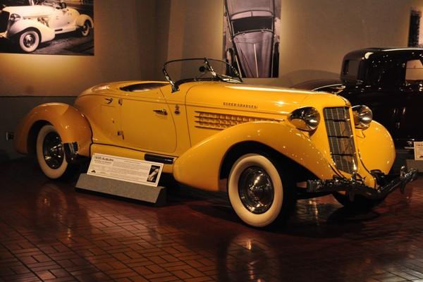 1935 Auburn 851SC Boat Tail Speedster
