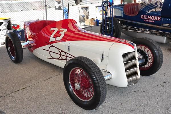 1935 Miller Ford Dana Mecum