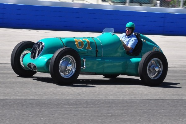 1938 Miller Front Wheel Drive William Miller