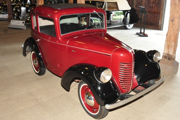 1940 American Bantam Standard Coupe