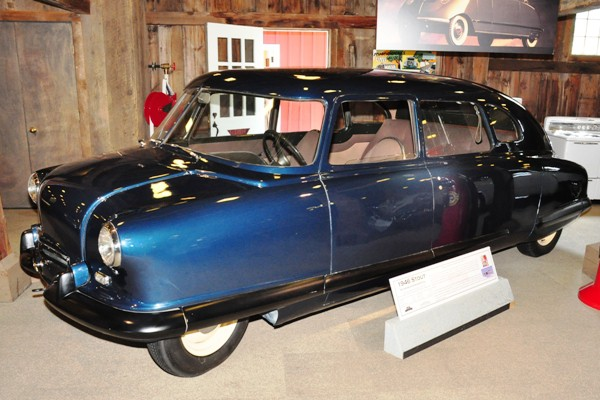 1946 Stout Scarab Experimental Sedan