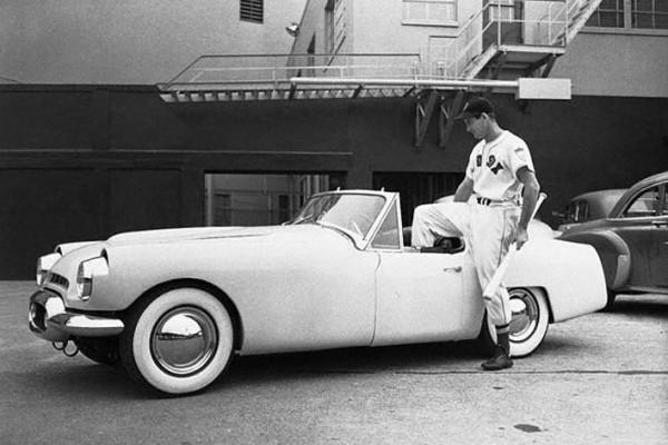 1951 Nash Healey Bill Flajole protoype