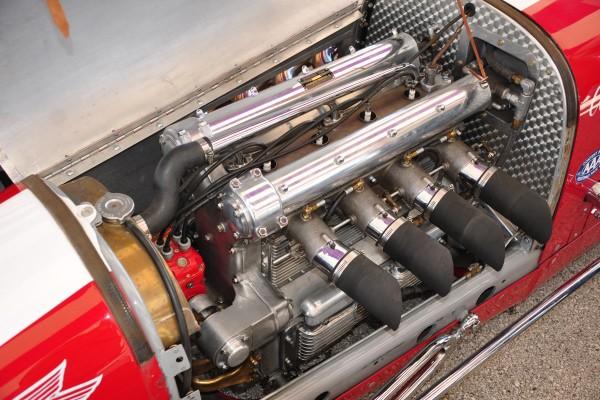 1952 Springfield Kurtis Offy Dana Mecum engine