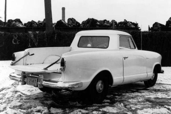 1960 AMC Rambler Pickup prototype