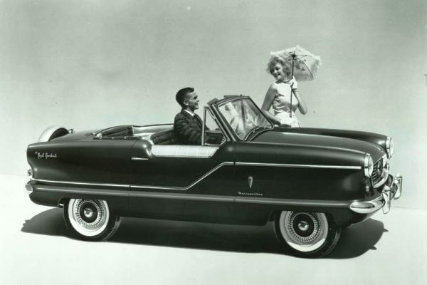 1962 AMC Metropolitan Royal Runabout