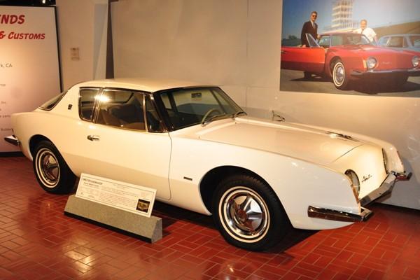 1963 Studebaker Avanti Sport Coupe