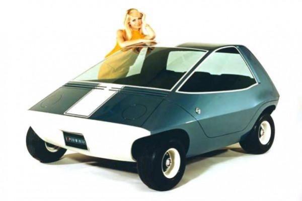 1967 AMC Rambler Amitron Concept