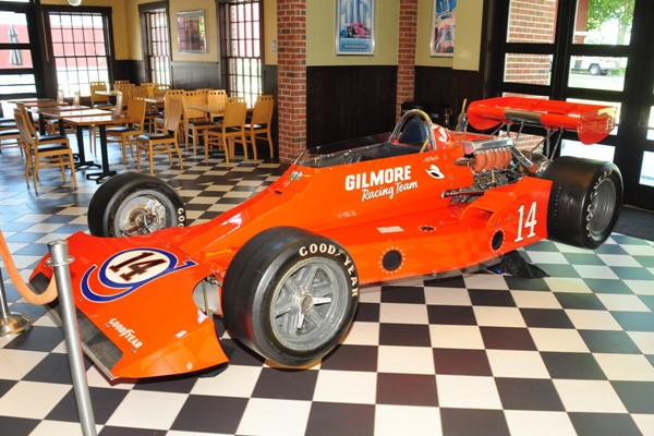 1974 Coyote-Foyt V8 Indy car