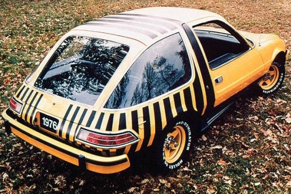1976 AMC Pacer Stinger Hatchback