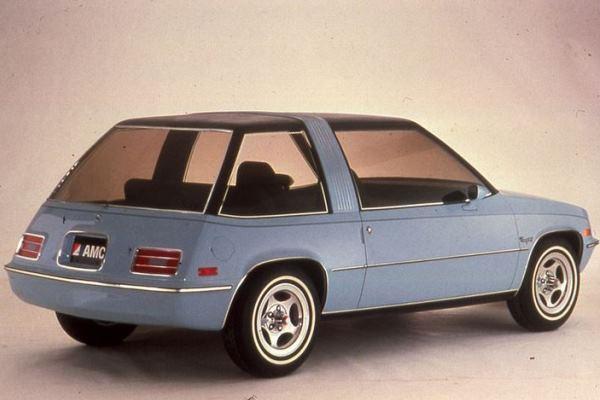1977 American Motors Concept II
