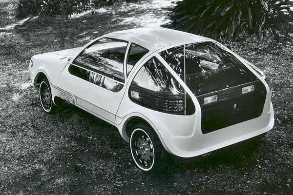 1980 AMC RSV Eagle II concept