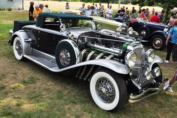 1929 Duesenberg J Murphy Coupe Paul and Linda Gould