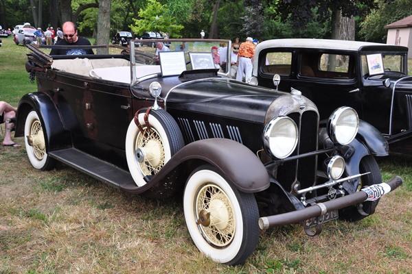 1930 Auburn 8-95 Phaeton Chuck McCarthy