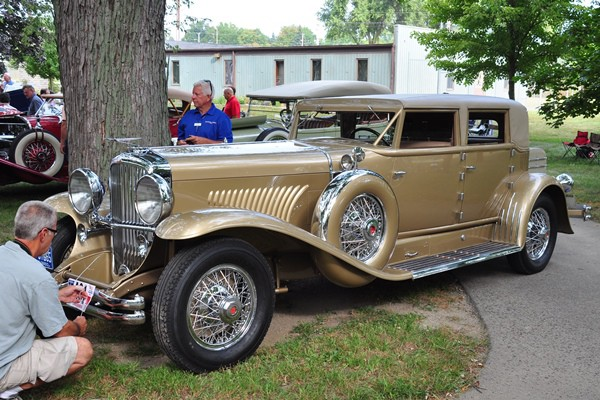 1934 Duesenberg Beverly Sedan Anthony Ficco