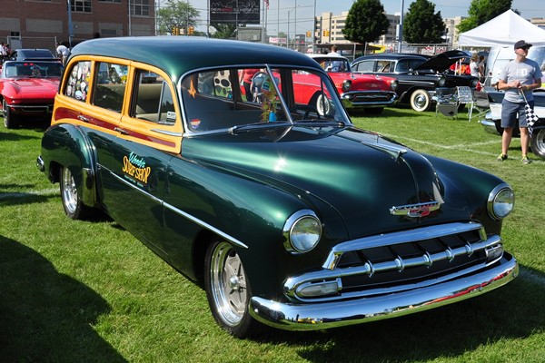 1952 Chevrolet Station Wagon