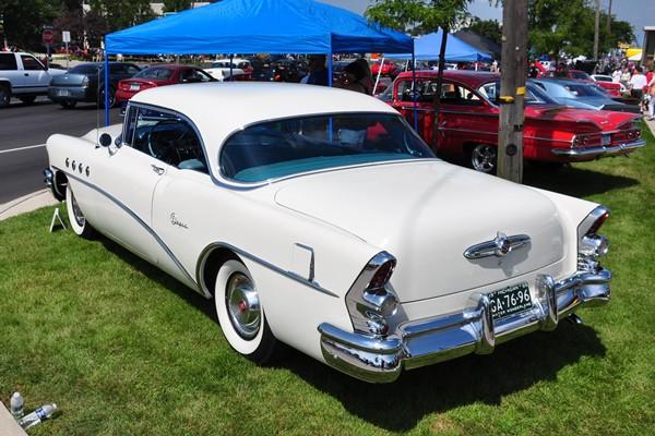 1955 Buick Century Hardtop
