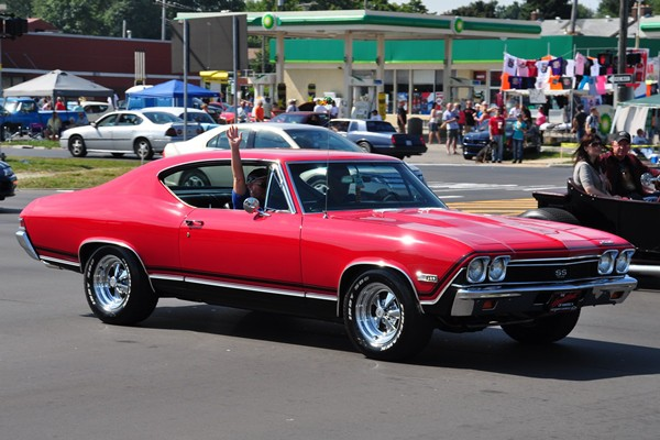 1968 Chevelle SS396