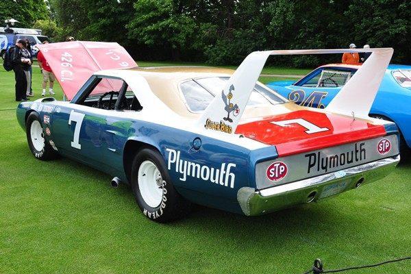 1970 Plymouth Superbird Donald Schellinger