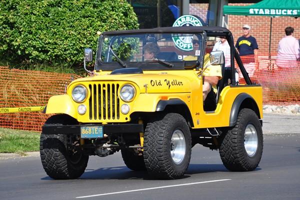 1971 AMC Jeep CJ5