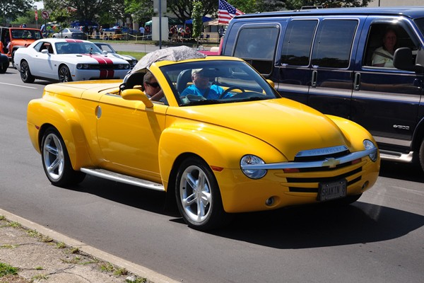 Chevrolet SSR roadster