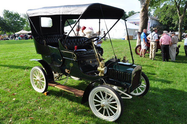 1904 Ford Model C Don Tyler