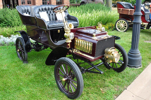 1904 Rambler H Edward Grace