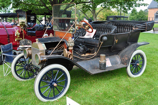 1911 Ford Model T Touring Thomas Helf