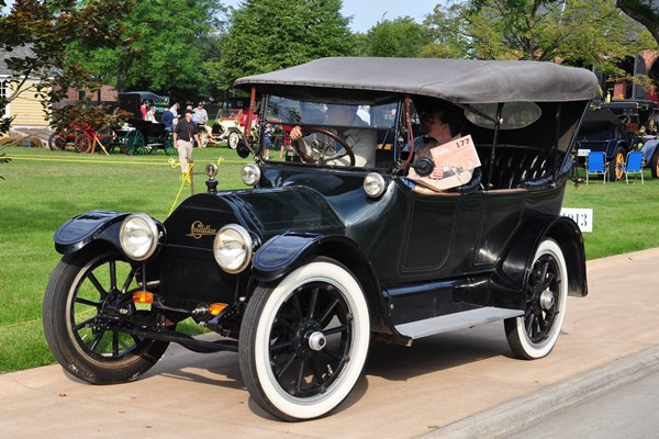 1914 Cadillac Model 30 William Tecco
