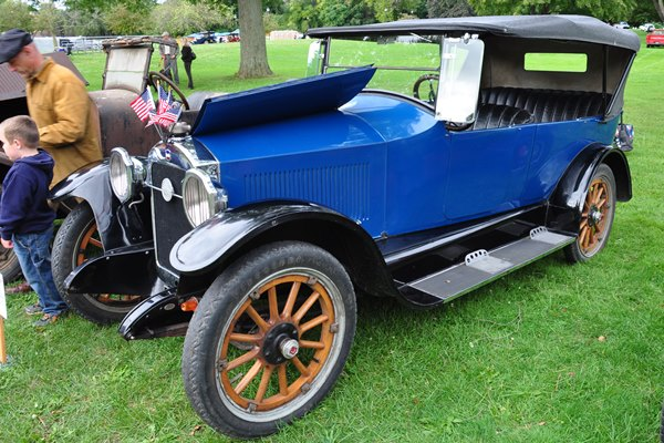 1920 Liberty Touring Steve Wild