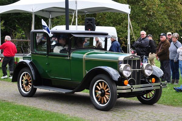 1926 Franklin 11A Opera Coupe