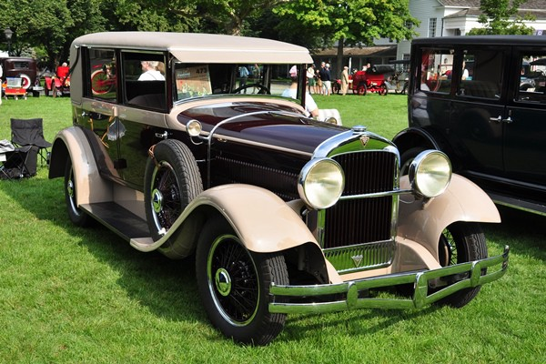 1929 Hudson Greater Hudson R Thedore Fox