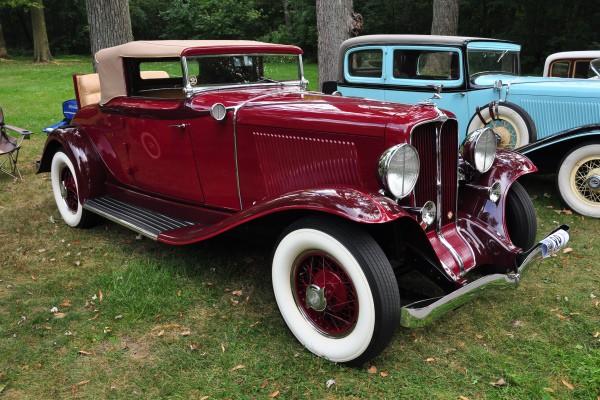 1932 Auburn 8-100A Cabriolet Randy Cramer