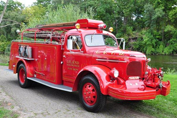 1947 Reo C19B Fire Engine RF Matt Egeler
