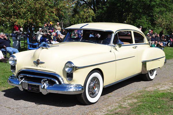 1950 Oldsmobile 88 Charlie Saganek