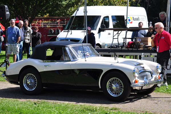 1967 Austin-Healey 3000 Roadster